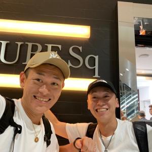 台湾旅① TUBE Sq