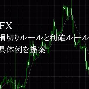 FXの損切りルールと利確ルール!【決済ルールの具体例を提案】