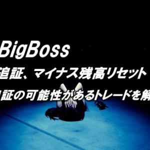 BigBossは追証がある?追証が請求されるケースを詳しく解説!