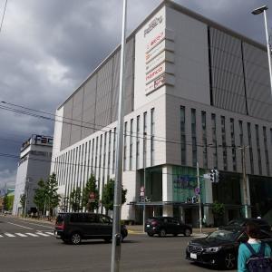 札幌市内中心部のショッピングモール、サッポロファクトリーをご紹介