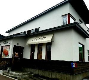 夏季限定・旬の桃タルトを食べに片道20分ドライブ in 函館