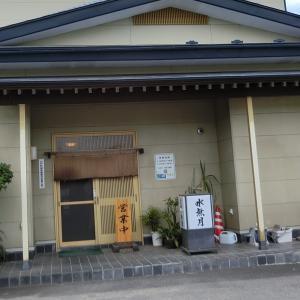 水無月「ミニ海鮮丼とそばセット」(六戸町中央)