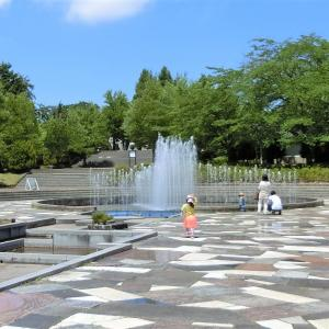 八戸公園「ローズガーデン」(八戸市十日市)
