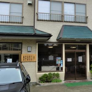 波光食堂「磯ラーメン+ミニ磯丼セット」(八戸市鮫町 種差海岸)