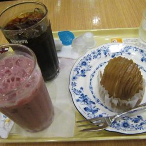 ドトールコーヒー(おいらせ町 イオンモール下田)  モコとココ