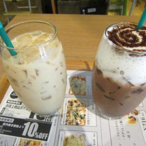 vida cafe 「チョコレートココア」(八戸市白山台 ツタヤニュータウン店)  モコとココ