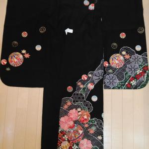 第二の黒い着物