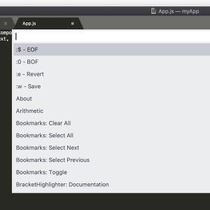 SublimeText3で不要なパッケージ(プラグイン)をアンインストールする