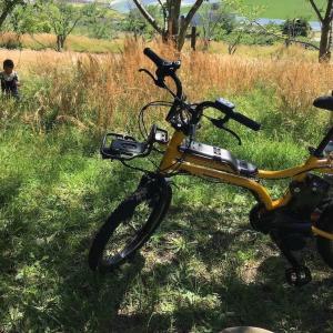 Panasonicの電動自転車「EZ」購入レビュー