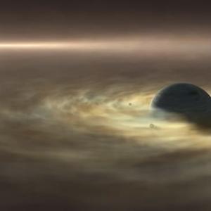 なぜ土星には大型衛星がタイタンしか存在していないのか? 木星には4つも大型衛星があるのに…