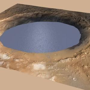 太古の火星は温暖化と寒冷化を数千万回にわたって繰り返していたようです