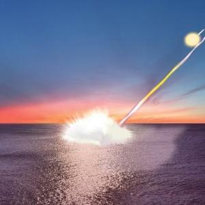 太古の地球や火星の海に隕石が衝突して合成される? 大気を主成分とした生命材料アミノ酸の作られ方