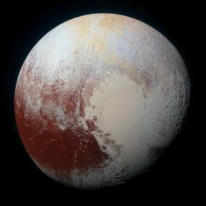 """なぜ冥王星では大気の崩壊が急速に進んでいるのか!? 大気圧は探査機""""ニューホライズンズ""""が最接近した頃がピークだった"""