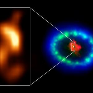 超新星1987Aによって作られたのはブラックホール? アルマ望遠鏡が発見したのは中性子星の兆候でした。