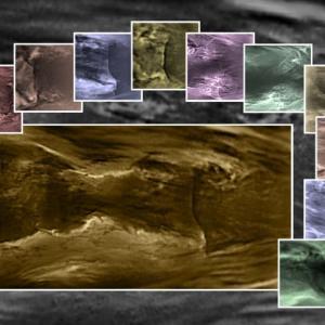 """探査機""""あかつき""""が発見! 金星の高速風スーパーローテーションよりも速い巨大な波動""""雲の不連続面"""""""
