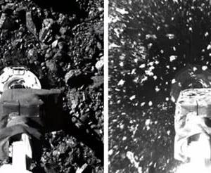 """アメリカ宇宙探査史上初めての小惑星からのサンプルリターン! NASAの""""オシリス・レックス""""がベンヌへの着地に成功"""