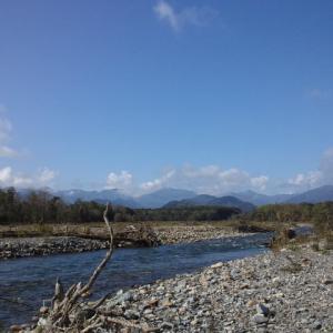 3日連続渓流釣行