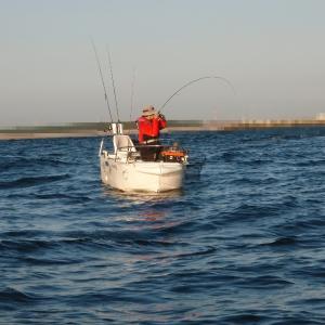 ボート釣り第57回、第58回