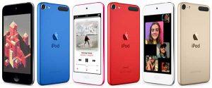 新型iPod touch 発売開始!値段は?機能の違いは?世間の声など