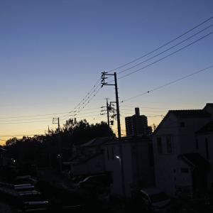 寒い日の朝は、、、、ε=(;´Д`)