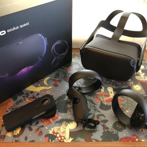 VRの世界はすごかった!