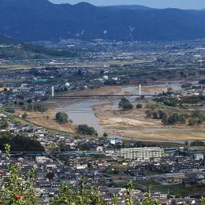長野県、岐阜県の旅「その9千曲川」