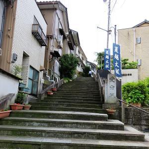 福井県足羽神社、愛宕坂に行ってきました。