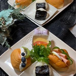 サンドイッチ&おにぎり弁当&桂望実「嫌な女」