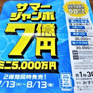 7億円の夢!