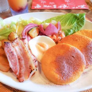 """【TDL】ポリネシアンテラスレストランの新メニュー""""パンケーキ""""を食べてきた【感想】"""