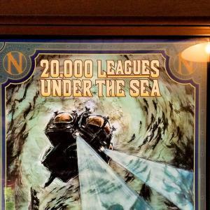海底2万マイルの仕組み解説!隠れミッキーの他にアリエル&ニモもいる?