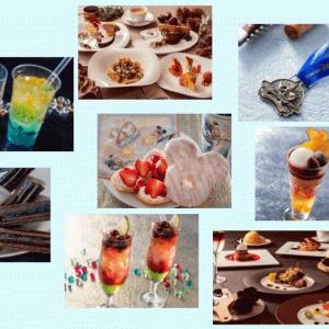 ディズニーシー20周年のメニュー紹介!シーズナルテイストセレクションやアニバーサリー限定のチュロス、スーベニアが登場