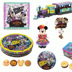 """ディズニーハロウィーン2021「スプーキー""""Boo!""""パレード」グッズ紹介!ハロウィン衣装を着たキャラクターグッズが登場"""
