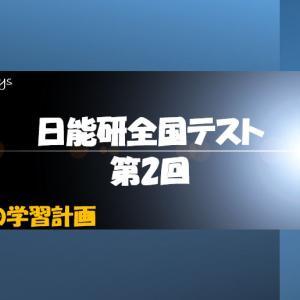 【中学受験】日能研全国テスト第2回