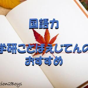 国語力 -学研ことばえじてんのおすすめ-