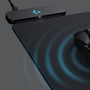 【Logicool Powerplayレビュー】ワイヤレスマウスの欠点をなくす唯一のマウスパッド