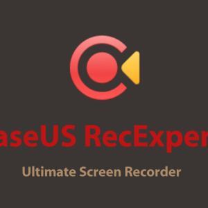 EaseUS RecExpertsをレビュー|多機能なキャプチャーソフトの使いやすさを紹介