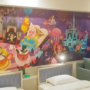 第4のディズニーホテル。まるでディズニーランド・・セレブレーションホテル(ウィッシュ)