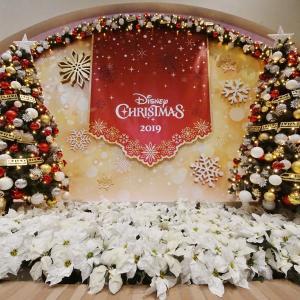 こんな大きかった?リゾラクリスマスの飾り・・なにか違う?
