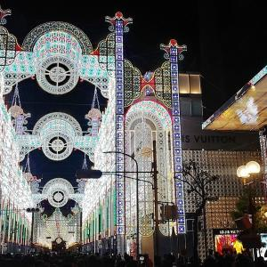 動画】神戸最大のイルミネーション(ルミナリエ)あなたにも感動を・・