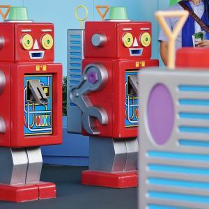 人気なくなったファストパス・ロボット。僕は必要ないんですか・・