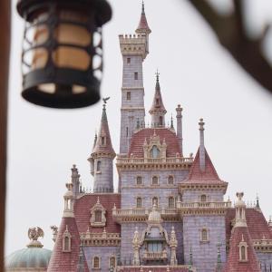 TDLに2つ目のお城:森の奥に建つ野獣のお城なのか?