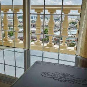 ディズニー保留!ホテル予約できない。この窓から見たかった世界が・・