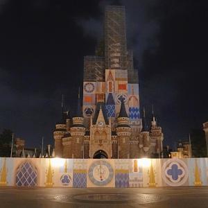 今世紀最大規模!シンデレラ城がこんな姿になっても美しい♥