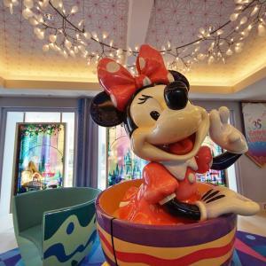 開業4周年ミニーの「セレブレーションホテル」ウィッシュ