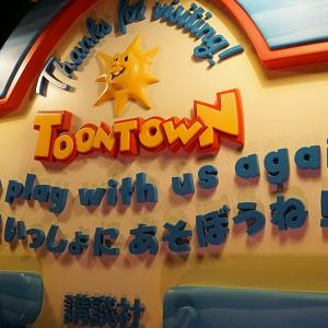 TDL遊びに行こう「トゥーンタウン」に