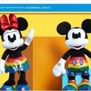 ディズニー全15店閉店イタリア!北米60店舗閉店のディズニーストア