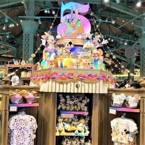 グッズいっぱいディズニー上海5周年