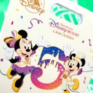 ディズニークッキーいっぱい!上海ディズニー5周年記念
