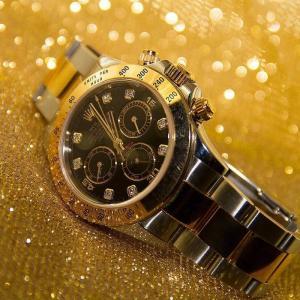 レンタルの時代・・・高級腕時計もありますね